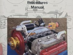 corvair maintenance operations and procedures