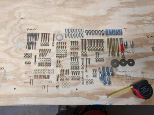 CH750 hardware